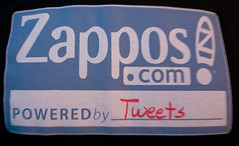 Zappos.com, Powered by Tweets