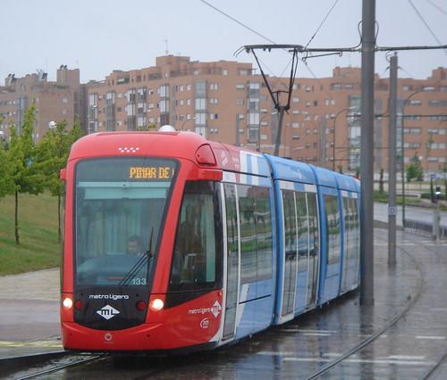 Metro Ligero ML1