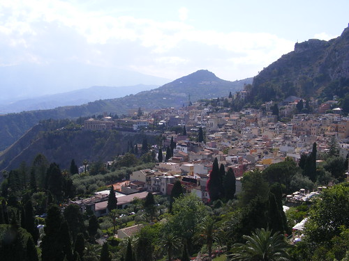Views in Taormina