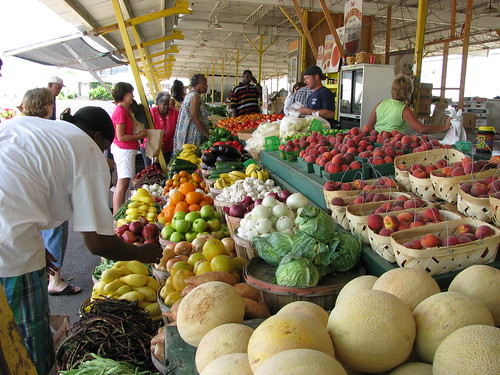 Farmers' Market by NatalieMaynor.