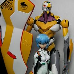 Ayanami & Zerogouki