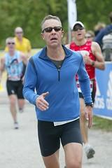 2008 Milton Triathlon - Finish Line