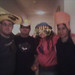 Gabriel, Mario, Ana y yo