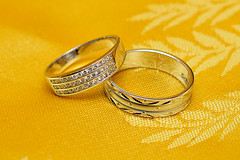 His & Hers Wedding Ring