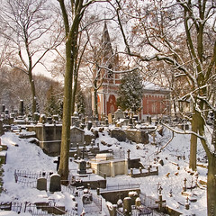 Rossa cemetery, Lithuania