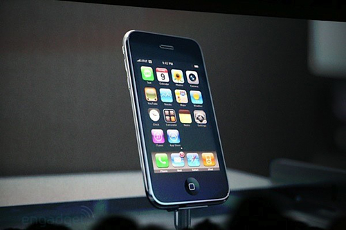 iPhone 3G hands-on