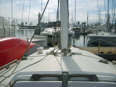 S5005677 (socalmik) Tags: red 1969 sailboat boat ranger 26 oday socalmik