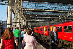 London, Waterloo Station