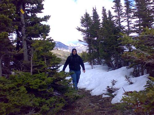 Mumm Basin Trail