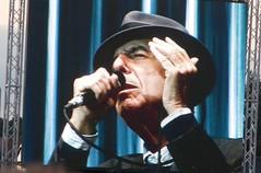 Leonard Cohen Concert, Dublin June 14, 2008