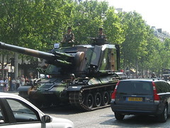 National Day France (SaudiSoul) Tags: france soldier army volvo day champs national independence elysees