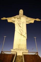 Cristo Redendentor de Pouso Alegre por STen Costa Manso