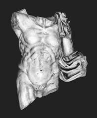 Greek Torso (Peter Salmon Sculpture) Tags: sculpture art vancouver garden petersalmon