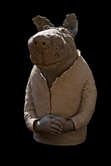 Sculpture de Sophie Favre (Martin Le Roy) Tags: pentax sophie sculptures favre pentaxk10d sculptrice sophiefavre