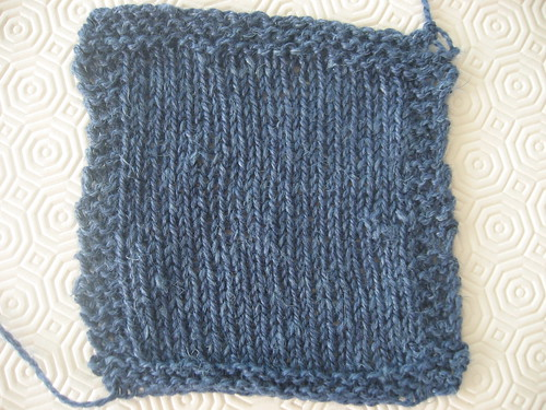 Hemp/Wool Swatch