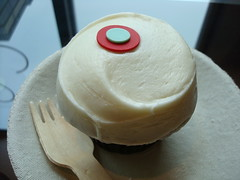 Cupcake from Sprinkles, LA