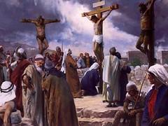 Jesus Died on the Cross. (CHARLES BRAY) Tags: history jesus saints