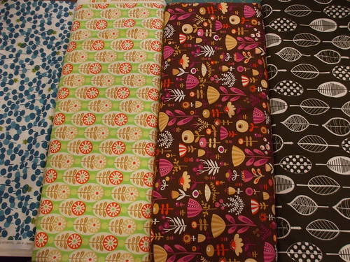 Fabrics from Cool Cottons
