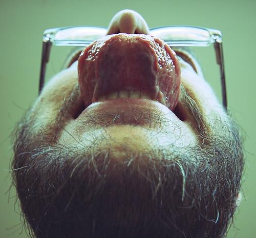 Saca la lengua (365-55)