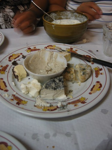 Lyon Dinner: Cheese Course
