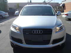 DSC08288 (euromotor-gallery) Tags: audi 2007 q7