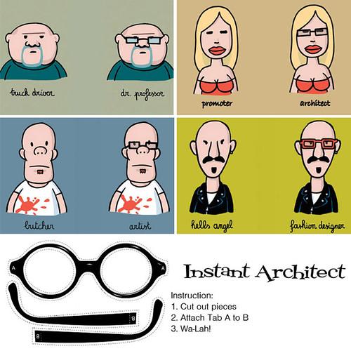 starchitects wear eyelgasses