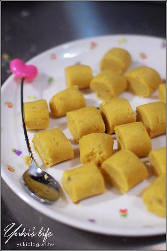 [廚房習作]地瓜可以用來...炸QQ蛋(地瓜球) & 烤地瓜   Yukis Life by yukiblog.tw