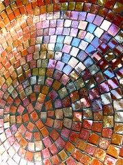 (SmartAnnie (Away)) Tags: macro reflection pattern mosaic soe inourbackyard mirroredtiles