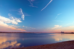 Ria Formosa (Edith,ph) Tags: sunset beach portugal water reflections algarve riaformosa ladscape supershot platinumphoto anawesomeshot seasunclouds ilustrarportugal goldstaraward ilovemypics edithph guasdivinas