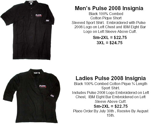 Pulse 2008 Shirt