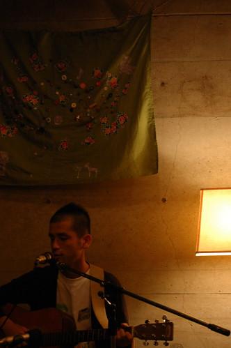 norihide ogurusu seeds of joy tour / Jul 21, 2008