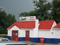 Exterior of Ann's Dari-Creme