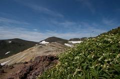 旭岳を振り返る