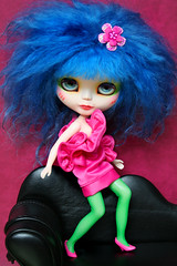 Let's GO (erregiro) Tags: cat tv doll band makeup can carve 80s ccc blythe jem custom cartoons misfits sbl stormer holograms erregiro supernenek
