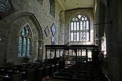 Little Malvern Priory, Worcestershire, St Giles. (Tudor Barlow) Tags: summer england churches worcestershire parishchurch littlemalvernpriory tamron1750 littlemalvern grade1listedbuilding