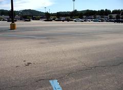 the Asheville Walmart (c2008 FK Benfield)