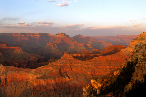 Grand Canyon Sunset, Grand Canyon National Park
