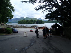 Landing Stage and Derwent Isale (Keswick, United Kingdom) Photo