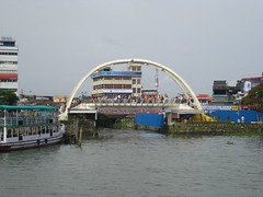 Rainbow bridge (Anulal's Photos) Tags: cochi cochin kochi rainbowbridge kochin marinedrive eranakulam cochinmarinedrive kochinmarinedrive eranakulom areabiansea queenofareabiansea cochinlake kochilake