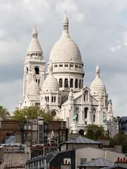 Sacre Coeur (jver64) Tags: paris france sacrecoeur canon40d