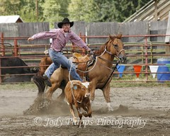 Hey....Get Back Here! (RU4SUN2) Tags: roy washington rodeos roypioneerrodeo august302008
