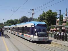 Istanbul modern tramway