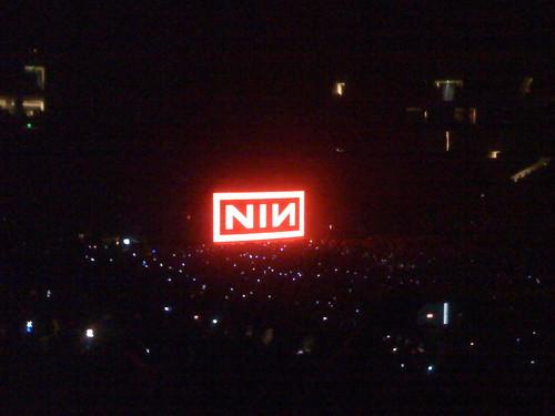 NIN Concert