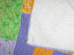 Alice's Birth Quilt