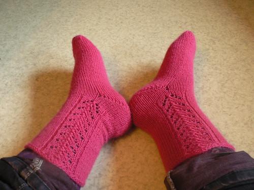 Kuuran kosketus socks