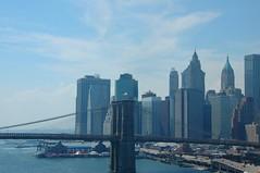 leaving manhattan, going to brooklyn (That Nikon Girl) Tags: nyc newyorkcity brooklyn brookylnbridge