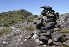 Ovoo or cairn?