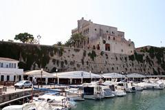 IMG_1196 (~ Mike Hammond) Tags: port canon boat spain harbour menorca ciutadella balearicislands esport eos400d
