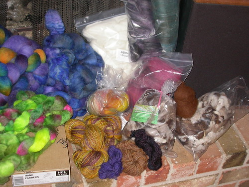 Yarn school loot