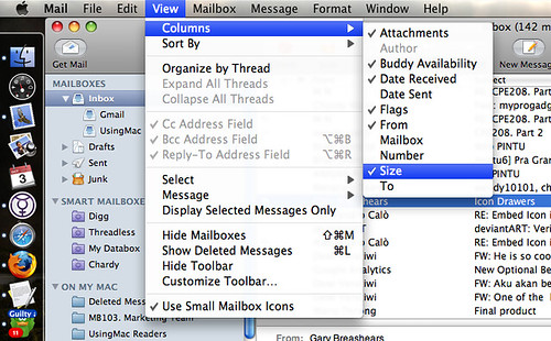 MailSize